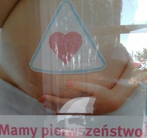 pierszeńsstwo dla kobiet w ciąży