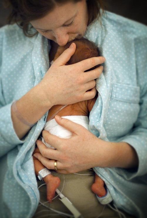 dziecko zmamą wszpitalu