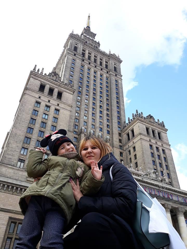 Anna Majda-Sandomierska - założycielka szkoły rodzenia Położna mamą